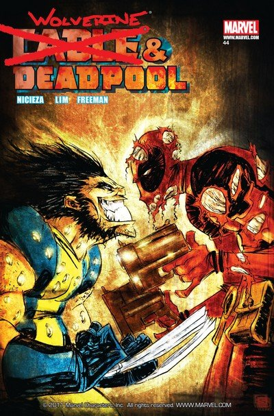 Deadpool Vs. The Marvel Universe (TPB) (2008)