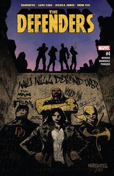 Defenders #4 (2017)