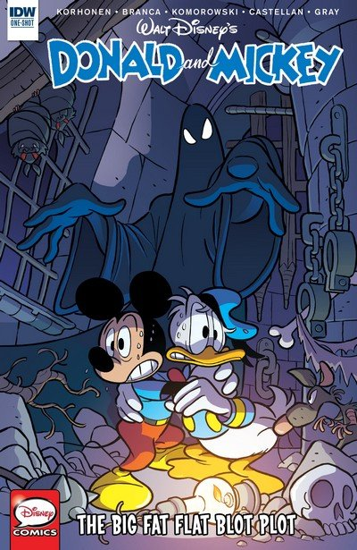 Donald and Mickey #1 (2017)