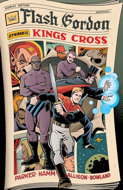Flash Gordon – Kings Cross (TPB) (2017)