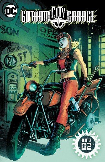 Gotham City Garage #2 (2017)