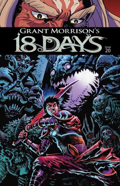 Grant Morrison's 18 Days #20 (2017)
