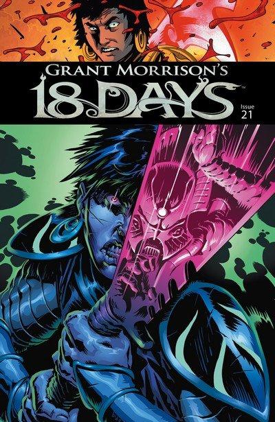Grant Morrison's 18 Days #21 (2017)