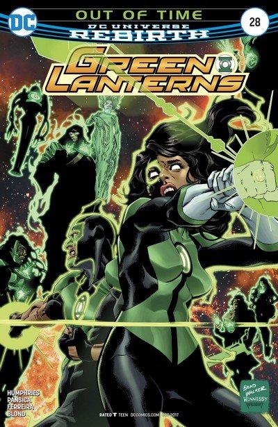 Green Lanterns #28 (2017)