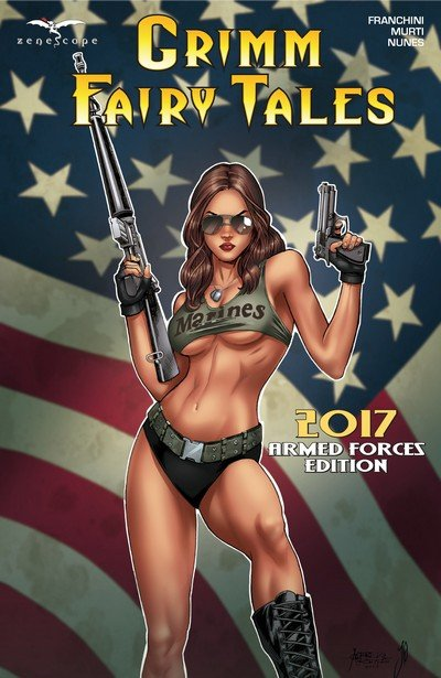 Grimm Fairy Tales Armed Forces Edition (2017)
