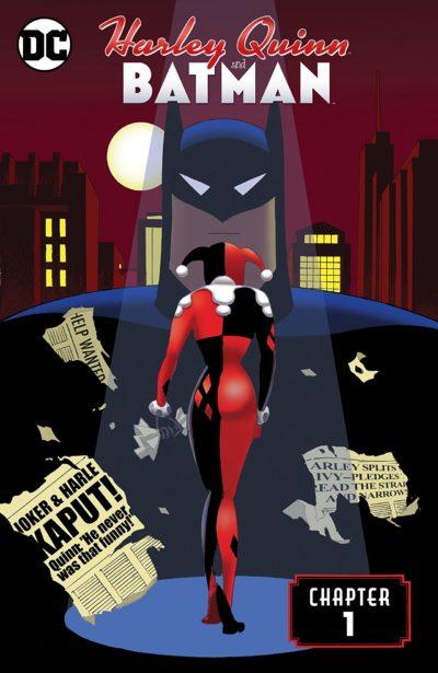 Harley Quinn and Batman #1 – 5 (2017)