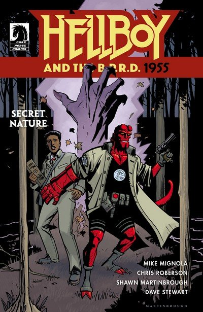 Hellboy and the B.P.R.D. – 1955 – Secret Nature (2017)