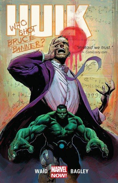Hulk Vol. 3 TPBs (Vol. 1 – 3) (2014-2015)