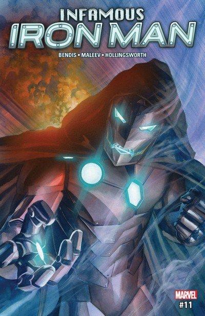 Infamous Iron Man #11 (2017)
