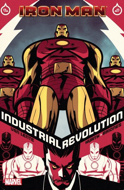 Iron Man – Industrial Revolution (TPB) (2016)