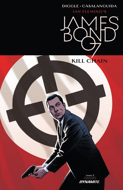 James Bond – Kill Chain #2 (2017)