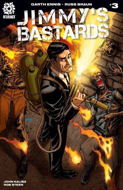 Jimmy's Bastards #3 (2017)