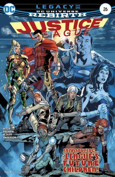 Justice League #26 (2017)