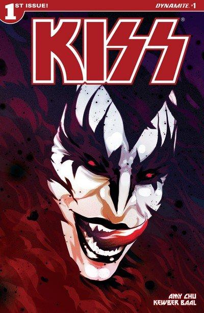 KISS #1 – 10 (2016-2017)