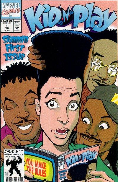 Kid 'n Play #1 – 9 (1992)