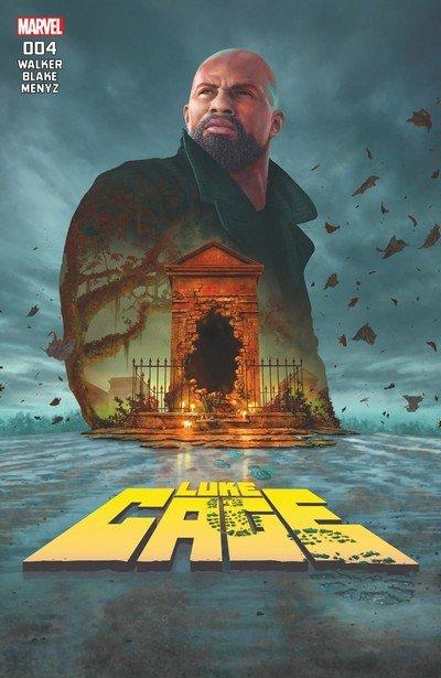 Luke Cage #4 (2017)