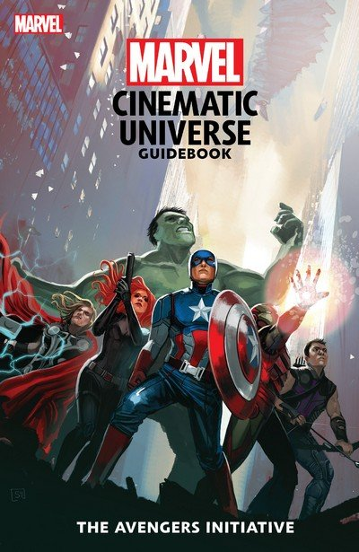 Marvel Cinematic Universe Guidebook – The Avengers Initiative (2017)