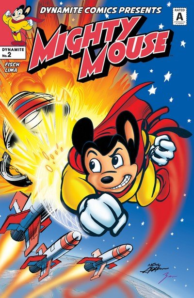 Mighty Mouse #2 (2017)