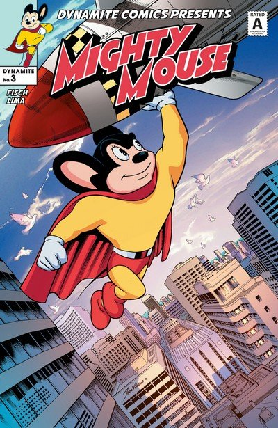 Mighty Mouse #3 (2017)