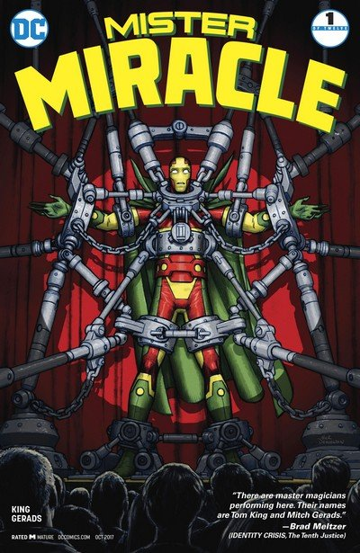 Mister Miracle #1 (2017)