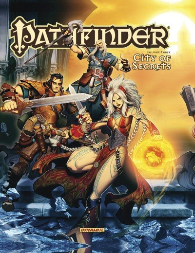 Pathfinder Vol. 3 – City of Secrets (TPB) (2015)