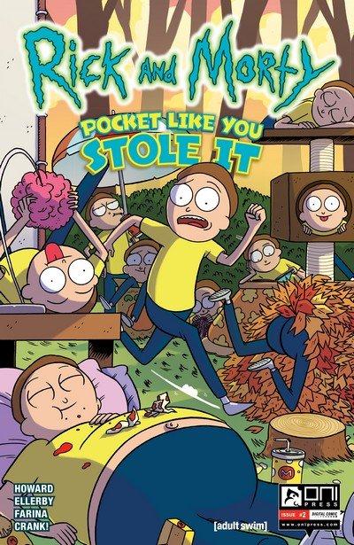 Rick and Morty – Pocket Like You Stole It #2 (2017)