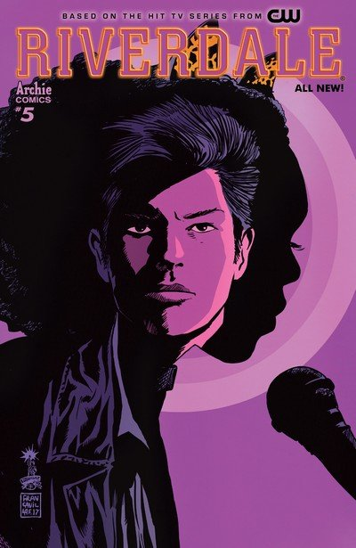 Riverdale #5 (2017)