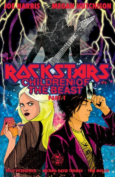Rockstars #6 (2017)