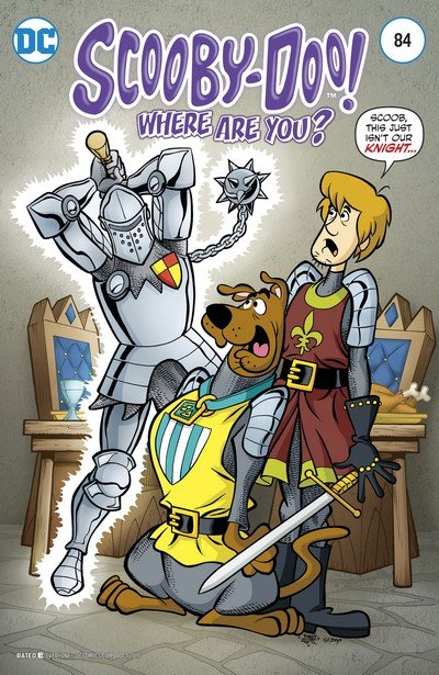 Scooby-Doo – Where Are You #84 (2017)