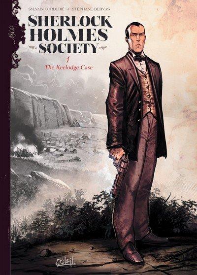 Sherlock Holmes Society #1 – 4 (2015-2016)