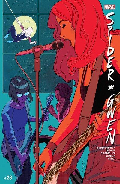 Spider-Gwen #23 (2017)