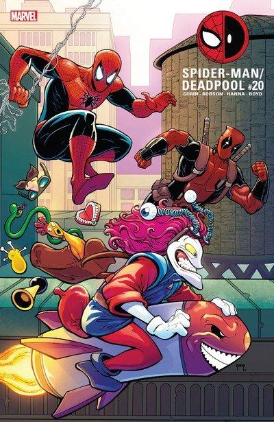 Spider-Man – Deadpool #20 (2017)