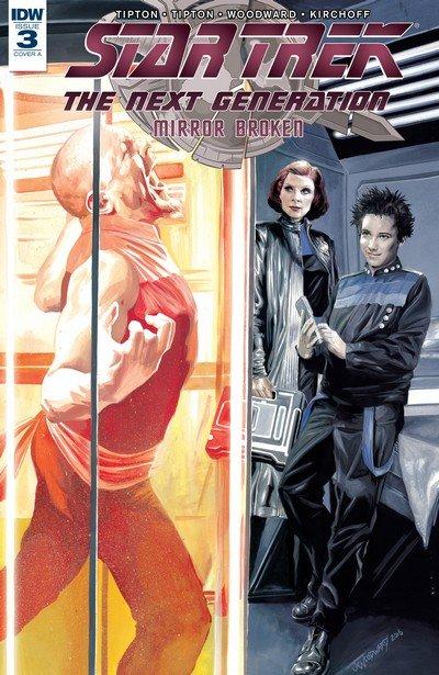 Star Trek- TNG – Mirror Broken #3 (2017)