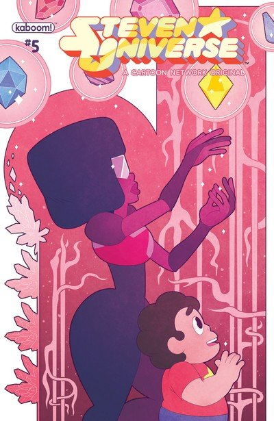 Steven Universe Ongoing #5 (2017)