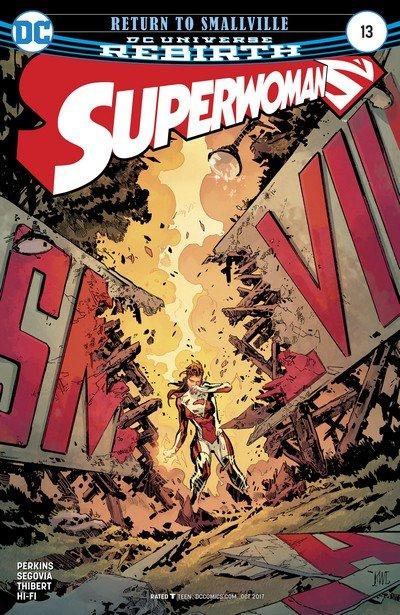 Superwoman #13 (2017)