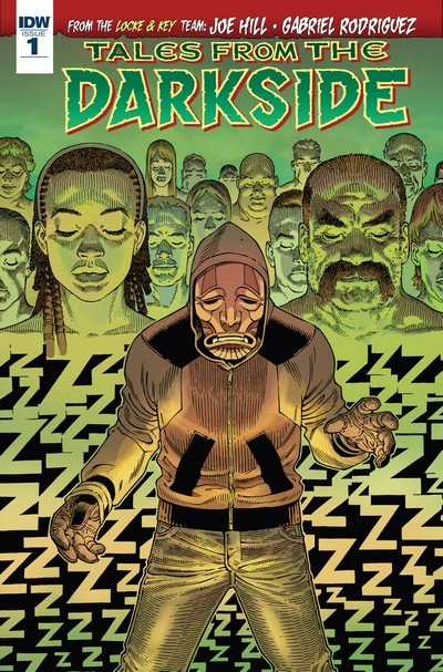 Tales from the Darkside #1 – 4 + TPB (2016-2017)