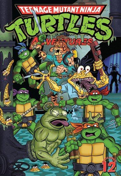 Teenage Mutant Ninja Turtles Adventures Vol. 12 (2016)