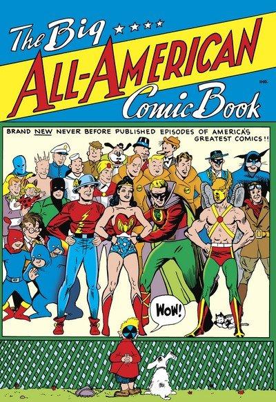The Big All-American Comic Book (1944)