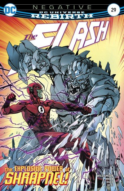 The Flash #29 (2017)