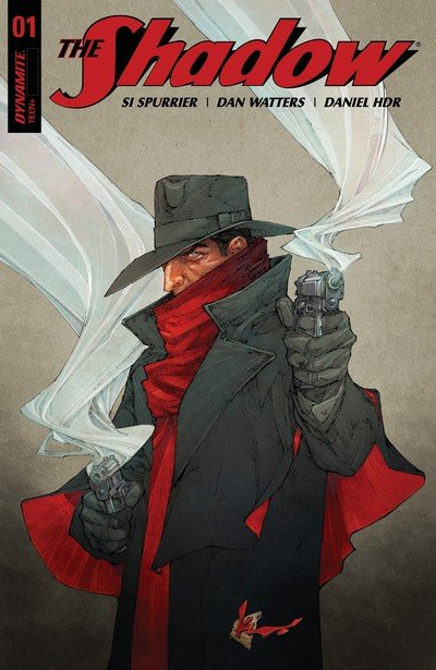 The Shadow #1 (2017)