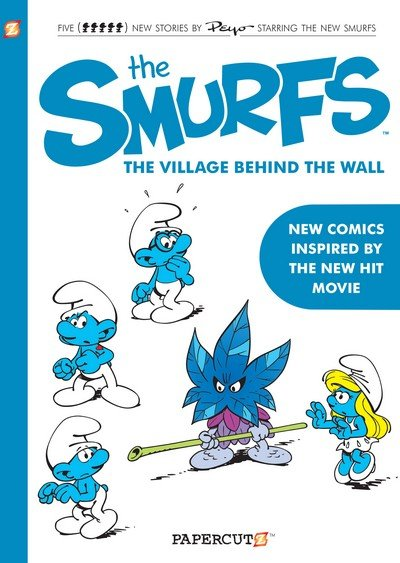 The Smurfs – The Village Behind the Wall (2017)