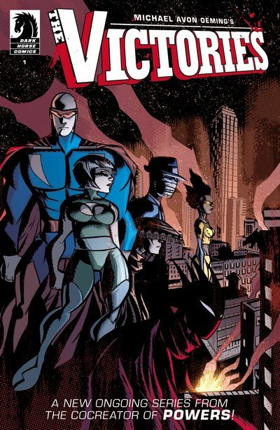 The Victories #1 – 15 + TPBs (2013-2015)