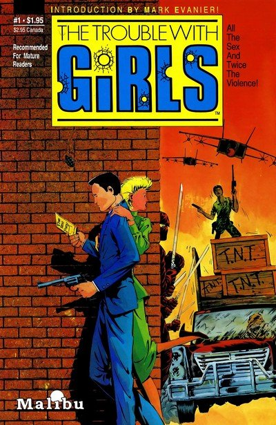 The Trouble With Girls Vol. 1 #1 – 14 (1989-1990)