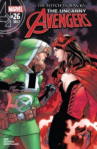Uncanny Avengers #26 (2017)