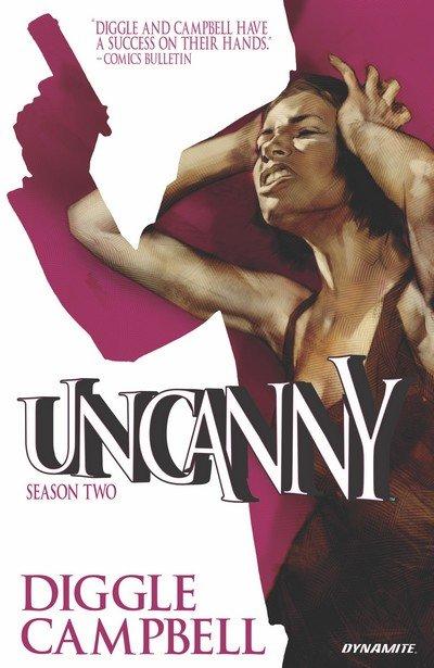 Uncanny Season 2 (TPB) (2015)