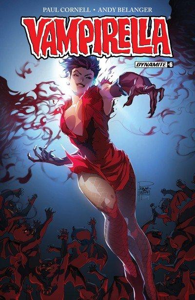 Vampirella Vol. 4 #6 (2017)