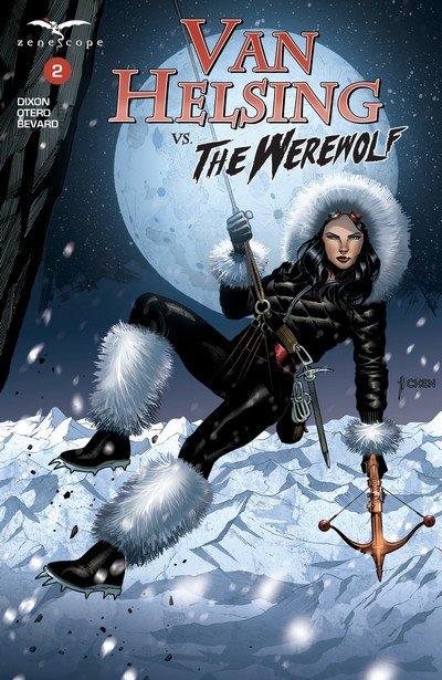 Van Helsing Vs. The Werewolf #2 (2017)