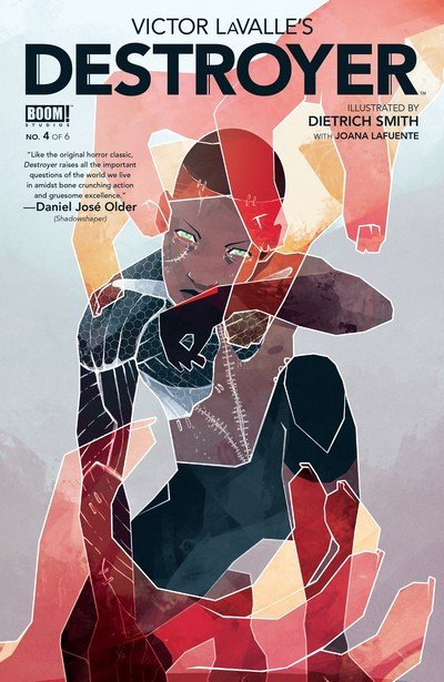 Victor LaValle's Destroyer #4 (2017)