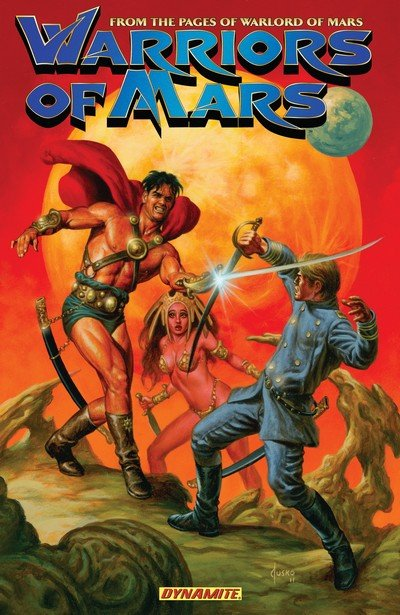Warriors of Mars Vol. 1 (TPB) (2012)