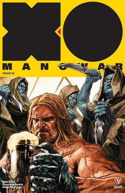 X-O Manowar #6 (2017)